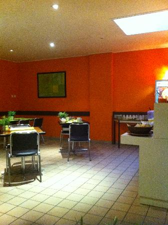 Hotel Bonaparte: Salle Petit déjeuner