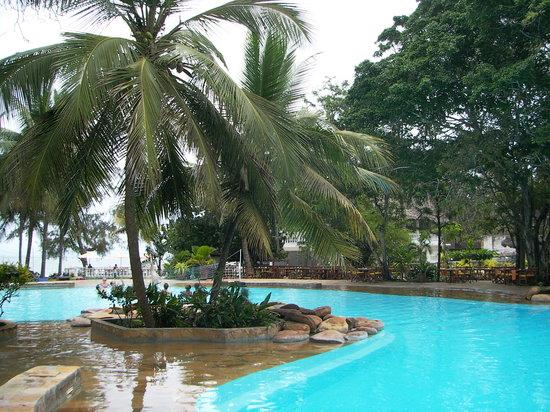Papillon Lagoon Reef: La piscina