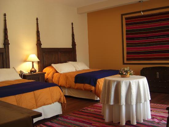 Hotel Boutique Mi Pueblo Samary: Habitacion Doble Twin