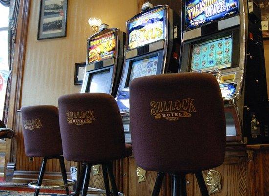 Bullock Hotel: Casino