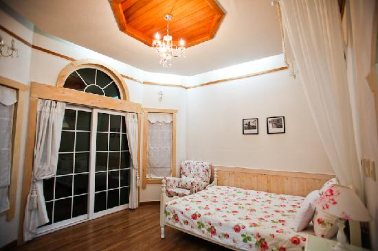 Gyeongju JY Pension: The beautiful room