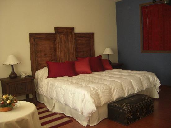 Hotel Boutique Mi Pueblo Samary: room