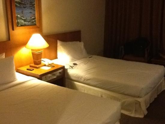 Grand Inna Malioboro: twin bed