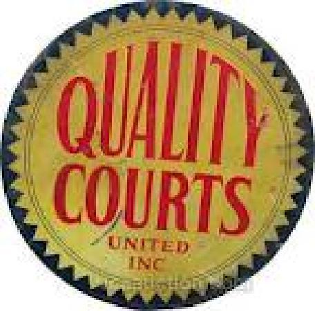 Quality Inn & Suites Dayton South / Miamisburg: Vintage Quality Inn Brand!
