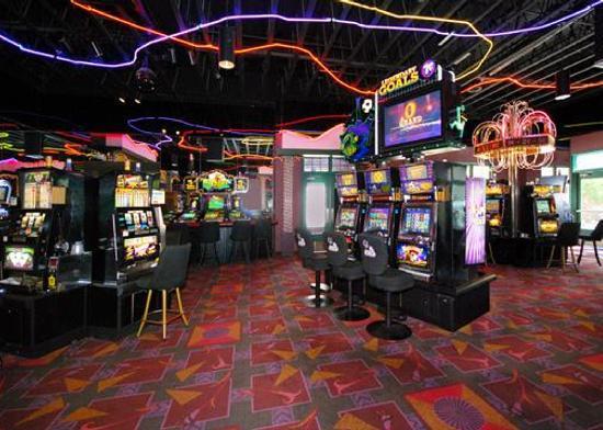 Comfort Inn and Suites: Casino