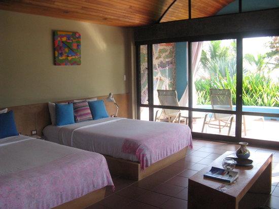 Alma del Pacifico Beach Hotel & Spa : Garden Villa