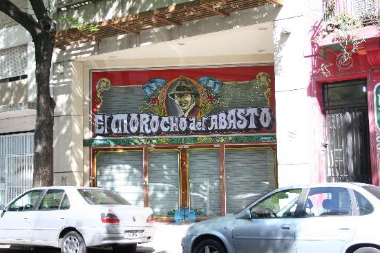 Barrio de Abasto : Gardel