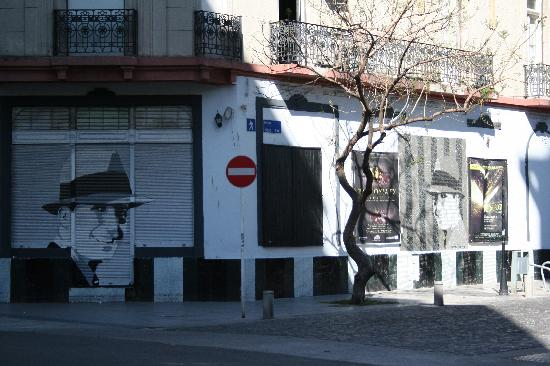 Barrio de Abasto : Gardel2