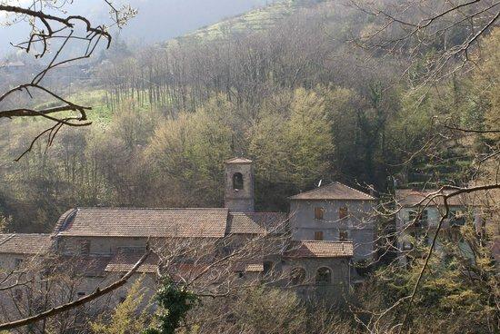 Le Limentre: Il Borgo