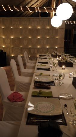 Hotel Tamarindo Diria: Reception at Mixcoa