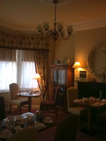 Lismar Guest House: Dining Room
