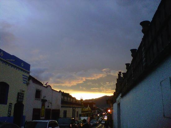 Posada Mexico: Saliendo del Hostel