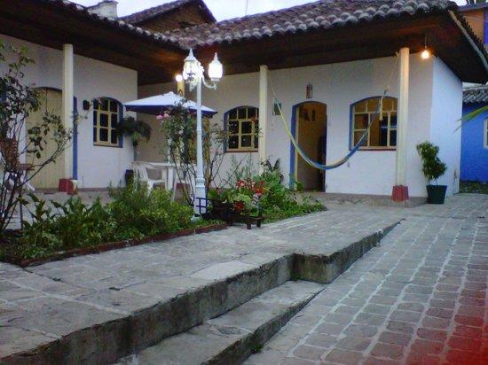 Posada Mexico: Uno de sus dos grandes instalaciones