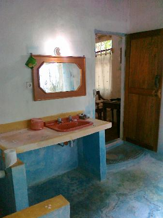 Alam Kotok Island Resort : the bathroom_1