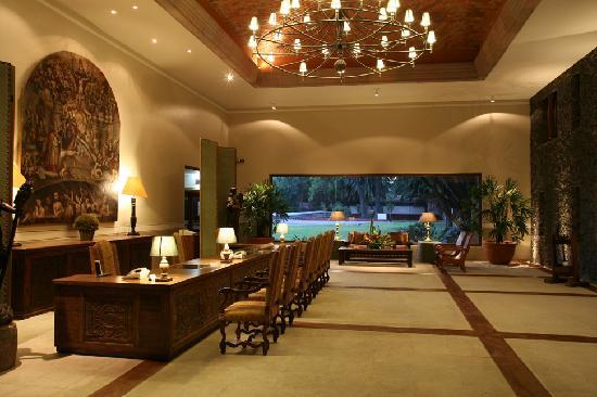 Lobby Hacienda Jurica
