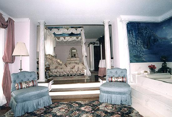 Yardley Inn and Spa : Suites available