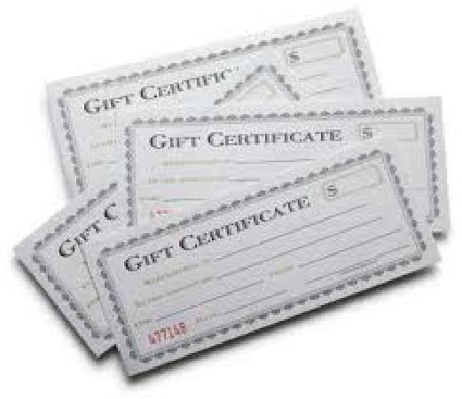 Yardley Inn and Spa : Give a gift certificate