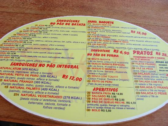 Sukao Bar : Los precios de Zukao!!!!