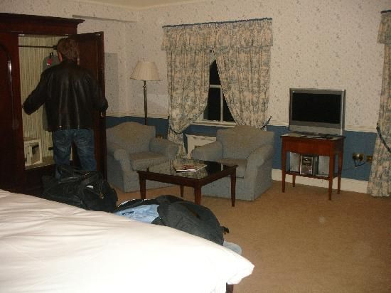 Mount Juliet Estate Kilkenny : Room overlooking front