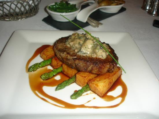Mount Juliet Estate Kilkenny : Perfect Steak