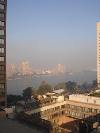 Hilton Cairo World Trade Center Residences: Room view