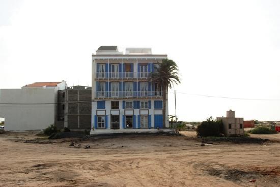 Casa Velha Resort : Csa Vehla da fuori