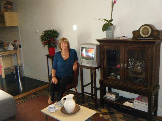 Bed & Breakfast Loogiesch : living room