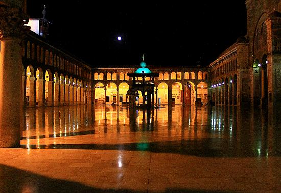 Damasco, Siria: Omayyad Mosque