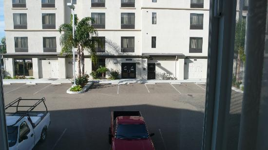 Homewood Suites by Hilton San Diego-Del Mar: View from the window