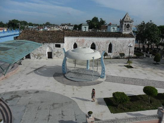 Las Tunas, Cuba: View of the catholic church
