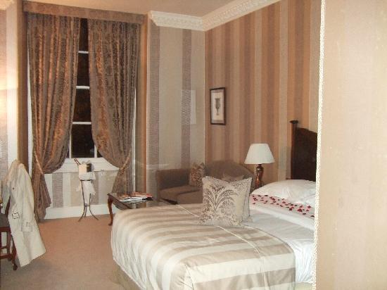Taplow House Hotel: Our room - Cedar