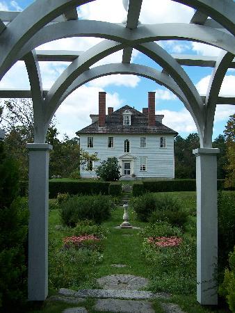 Hamilton House: Manoir géorgien