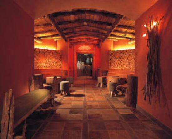 Hotel Alpin Spa Tuxerhof: Saunawelt