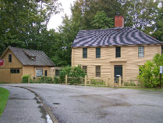 Old Gaol: Emerson Wilcox-House