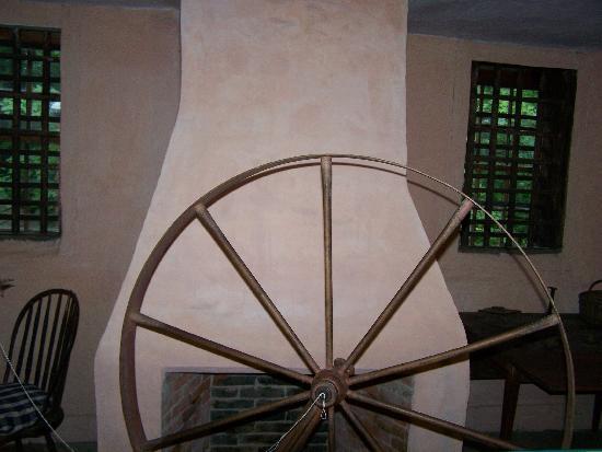 Old Gaol: Intérieur de la Vieille prison