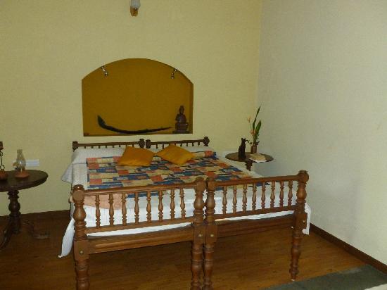 Motty's Homestay: Bedroom