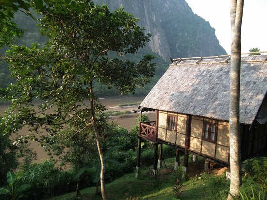 Nong Kiau River Side Rooms : The Chalet