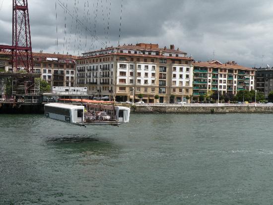 Puente Colgante Vizcaya: Biscay bridge