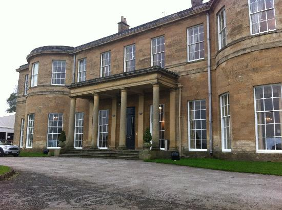 Rudding Park Hotel: Front of Main House