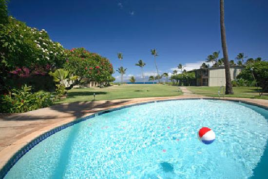The Mauian Hotel on Napili Beach: Pool