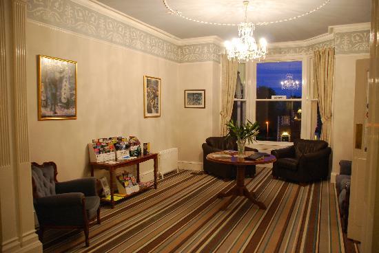 Sefton Court Hotel: Le salon au rdc