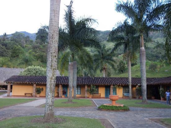 Palma Bella Hotel Spa : Plazoleta principal