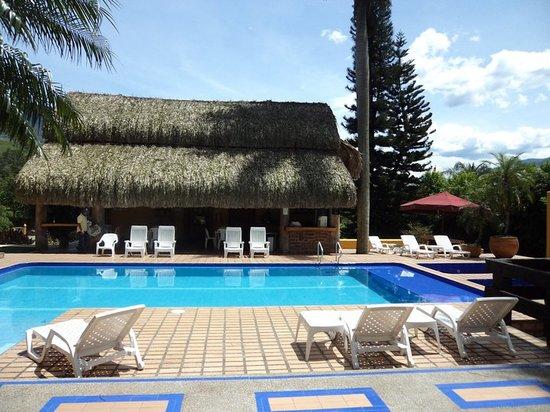 Palma Bella Hotel Spa : Rica piscina