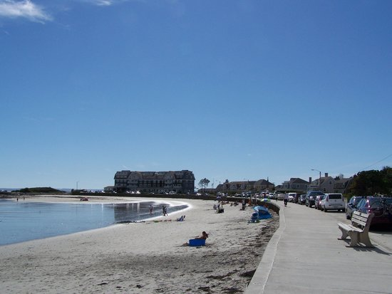 ‪‪Kennebunkport‬, ‪Maine‬: Plage Kennebunk Beach‬