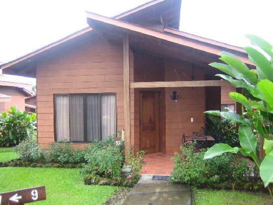 Hotel El Silencio del Campo: Our cabin, very comfortable