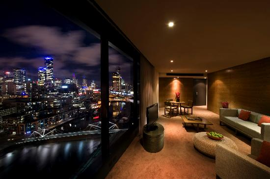 Hilton Melbourne South Wharf: Yarra Suite