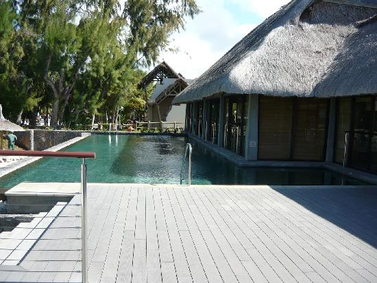 Blumarine Attitude: Pool 2 (on the exterior of the Le Marina Privilege Club)