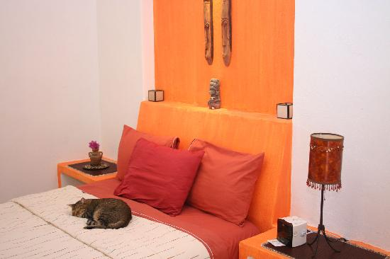 Casita de Maya: Our Standard Queen Bedroom
