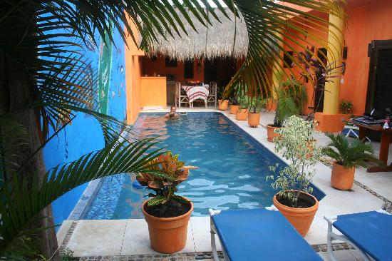 Casita de Maya: Pool View