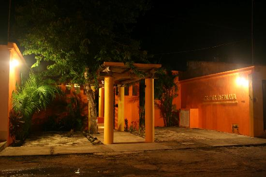 Casita de Maya: NightView
